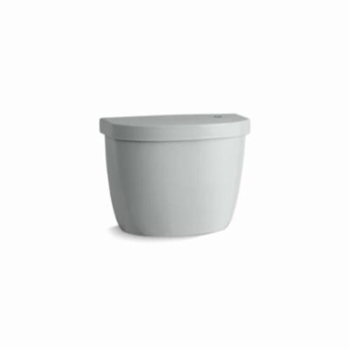 Kohler® 5692-95 2-Piece Toilet Tank, Cimarron®, 1.28 gpf, Ice Gray™