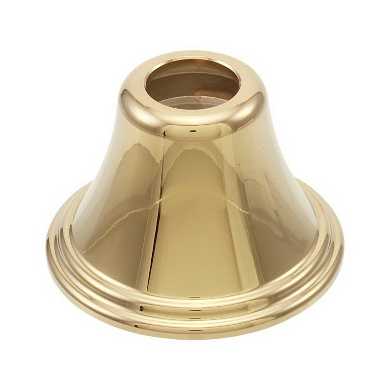 Brizo® RP37760BB Providence™ Belle™ Lavatory and Roman Tub Handle Shroud, Brilliance® Brass, Domestic
