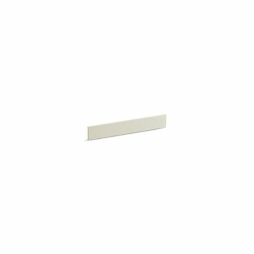 Kohler® 5451-S35 Solid/Expressions™ Universal Side Splash, 21-1/4 in Lx1/2 in Wx3-1/2 in D, Stone Composite