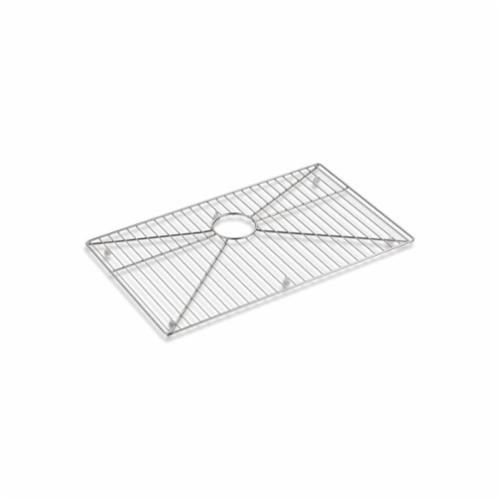 Kohler® 5408-ST Strive™ Sink Rack, 26-3/4 in Lx16-1/16 in Wx1-1/8 in H, Stainless Steel