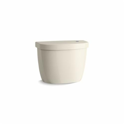 Kohler® 5693-47 Toilet Tank, Cimarron®, 1.28 gpf, 2 in Flush, Almond