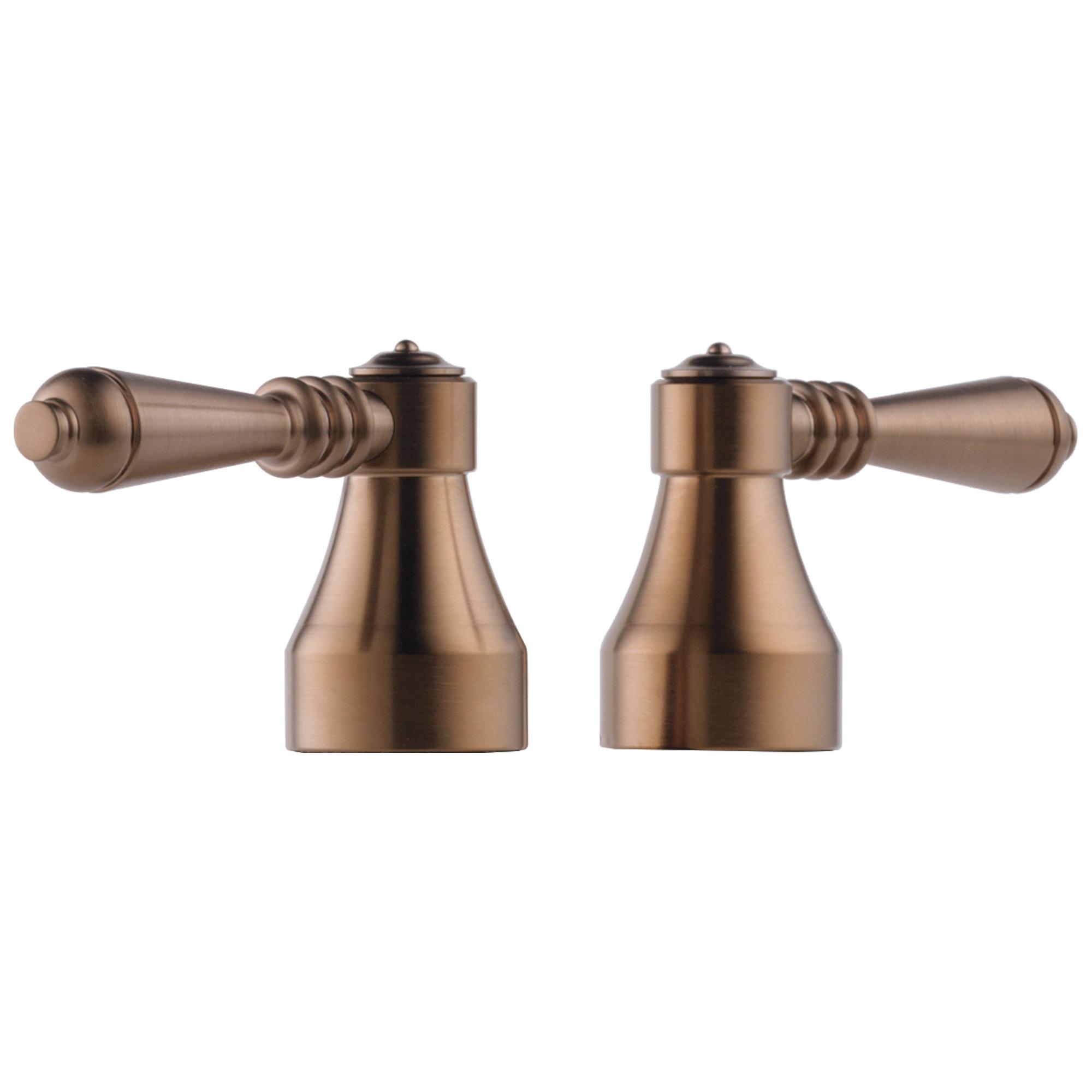 Brizo® RP52831BZ Tresa® Single Lavatory Faucet Lever Handle Kit, Metal, Brilliance® Brushed Bronze, Domestic
