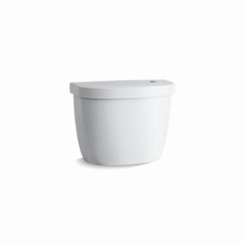 Kohler® 5692-0 Toilet Tank, Cimarron®, 1.28 gpf, 3 in Pushbutton Flush, White