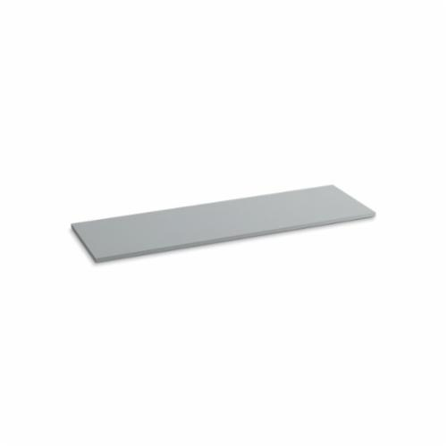 Kohler® 5442-S36 Solid/Expressions™ Vanity Top Without Cutout, 22-3/8 in OAWx22-13/16 in OADx1 in OAH, Stone Ice Gray Top