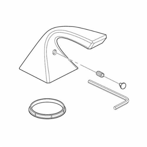 Brizo® RP62448RB Virage® Two Lever Handle Kit, Metal, Venetian Bronze, Import