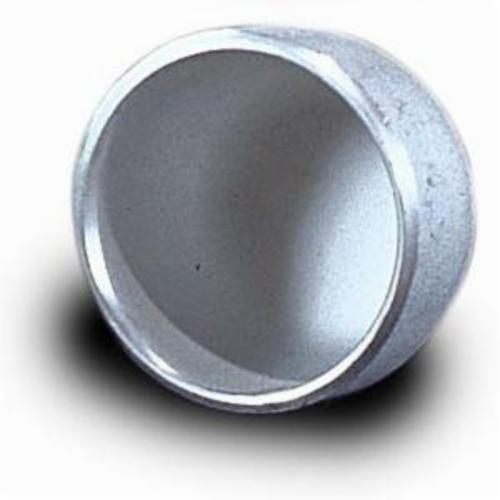 01416-08 Pipe Cap, 1/2 in, Butt Weld, SCH 10S, 304/304L Stainless Steel, Import