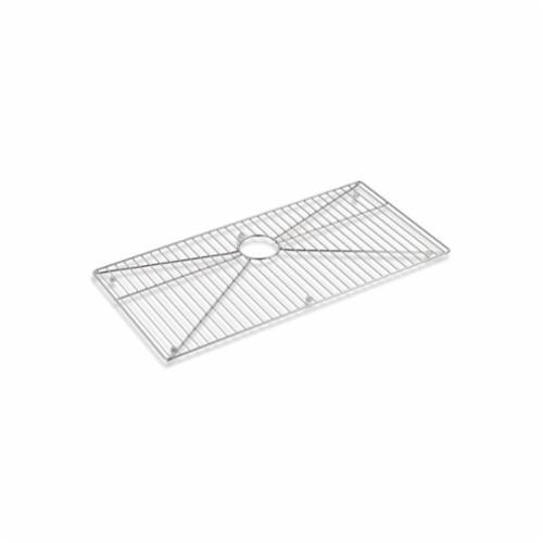 Kohler® 5411-ST Strive™ Sink Rack, 32-3/4 in Lx16 in Wx1-1/16 in H, Stainless Steel