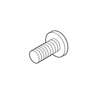 Brizo® RP50678 RSVP® Light Shade Thumb Screw, For Use With Model 69970 Light Fixture