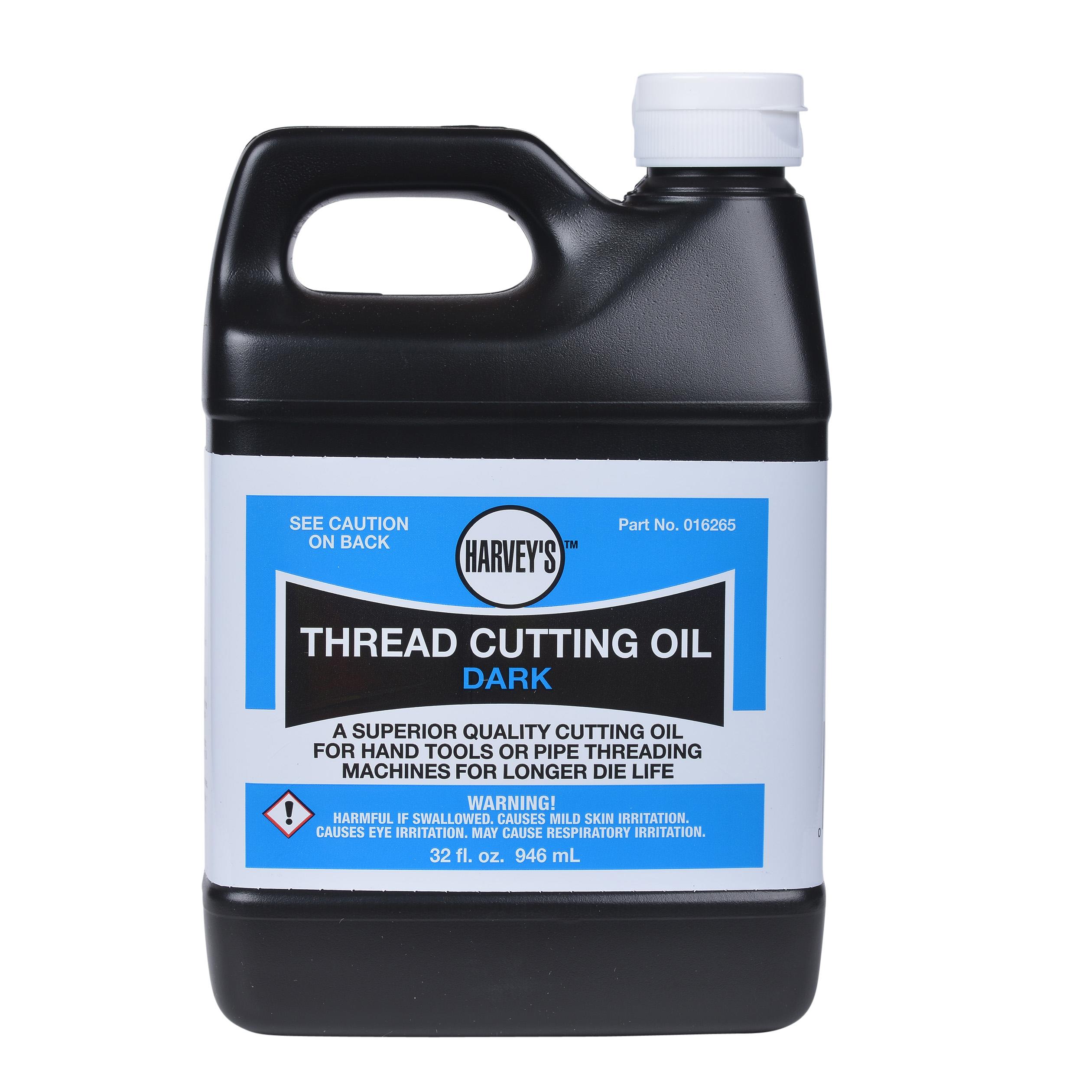 016265 1 QT DARK THREAD CUTTING OIL