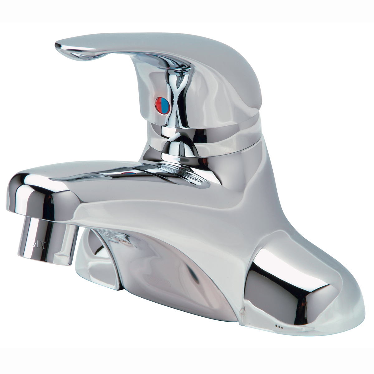 Zurn® AquaSpec® Z7440-XL Centerset Bathroom Faucet, Polished Chrome, 1 Handles, 2.2 gpm
