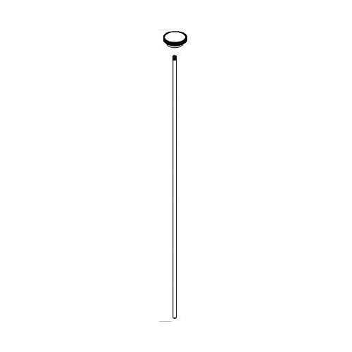 Brizo® RP100926SL Invari™ Lift Rod/Finial/O-Ring, For Use With Invari™ 65377LF-LHP/65377LF-LHP-ECO Widespread Lavatory Faucets