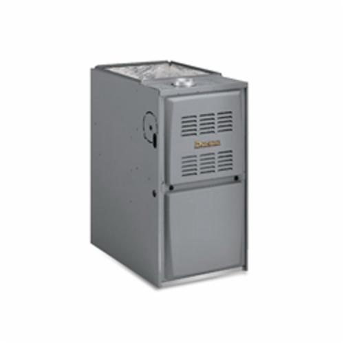 Ducane™ 67W20 80G1 1-Stage Upflow/Horizontal Gas Furnace, 70000 BTU/hr Input, 54000 BTU/hr Output, 120 VAC, AFUE Rating: 80%, 800 cfm
