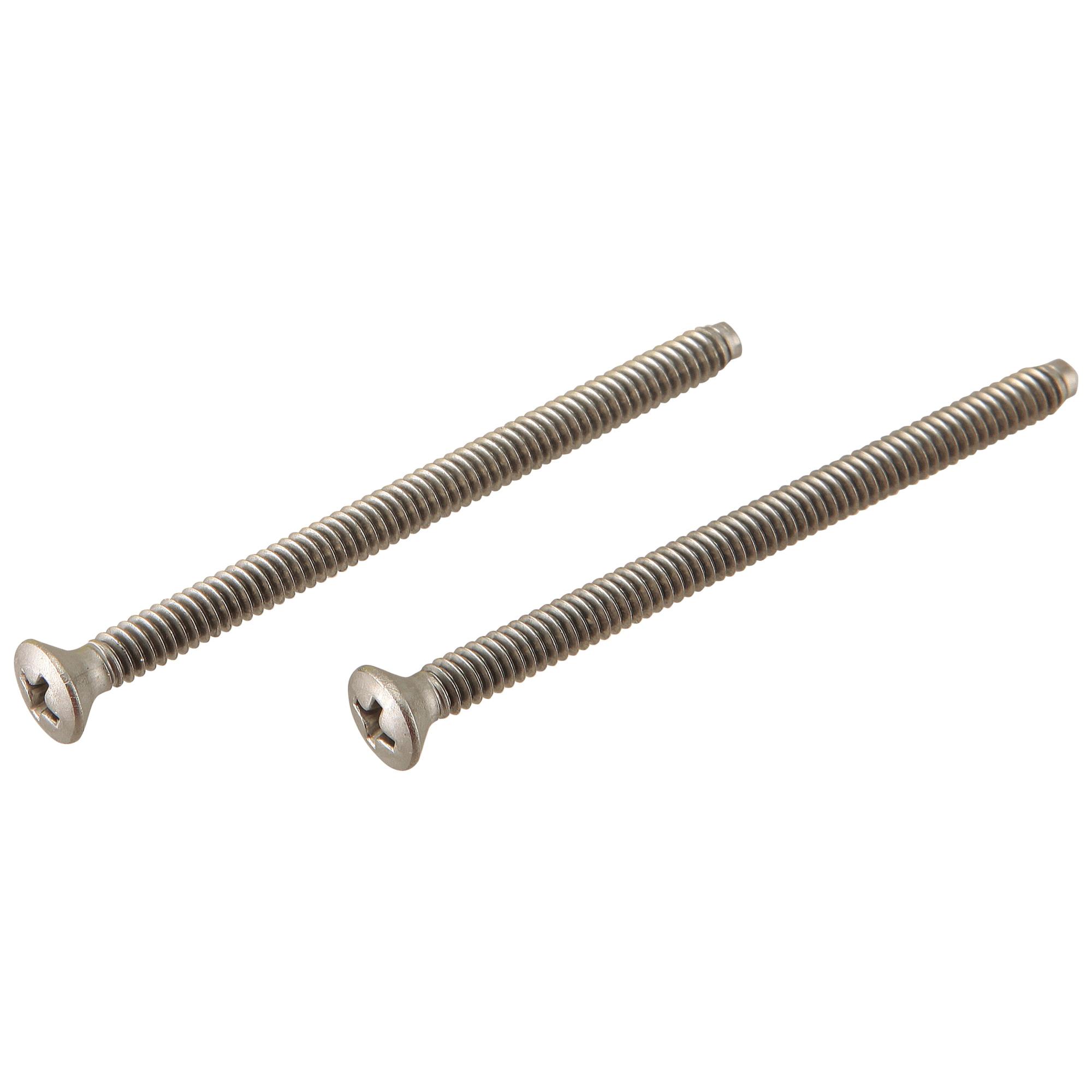 Brizo® RP196BN Escutcheon Trim Screw, Steel, Domestic