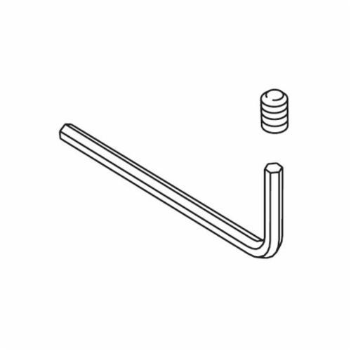 Brizo® RP40119 Set Screw With Allen Key, Trevi, 3 mm Screw, Domestic