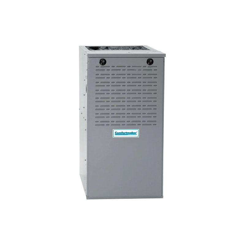 Comfortmaker® G8MVL1352422B SoftSound® G8MVL Low NOx Deluxe Multi-Position Gas Furnace, 132000 BTU/hr Input, 107000 BTU/hr Output, 115 VAC, 80% AFUE, 2290 cfm, Domestic