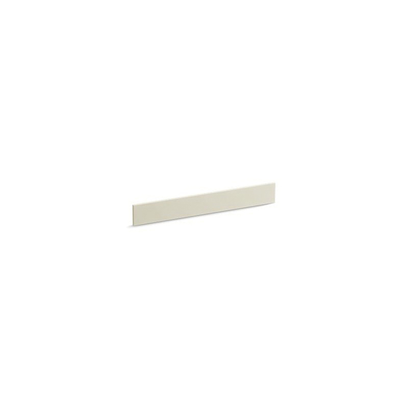 Kohler® 5444-S34 Solid/Expressions™ Back Splash, 25 in Lx1/2 in Wx3-1/2 in D, Stone Composite