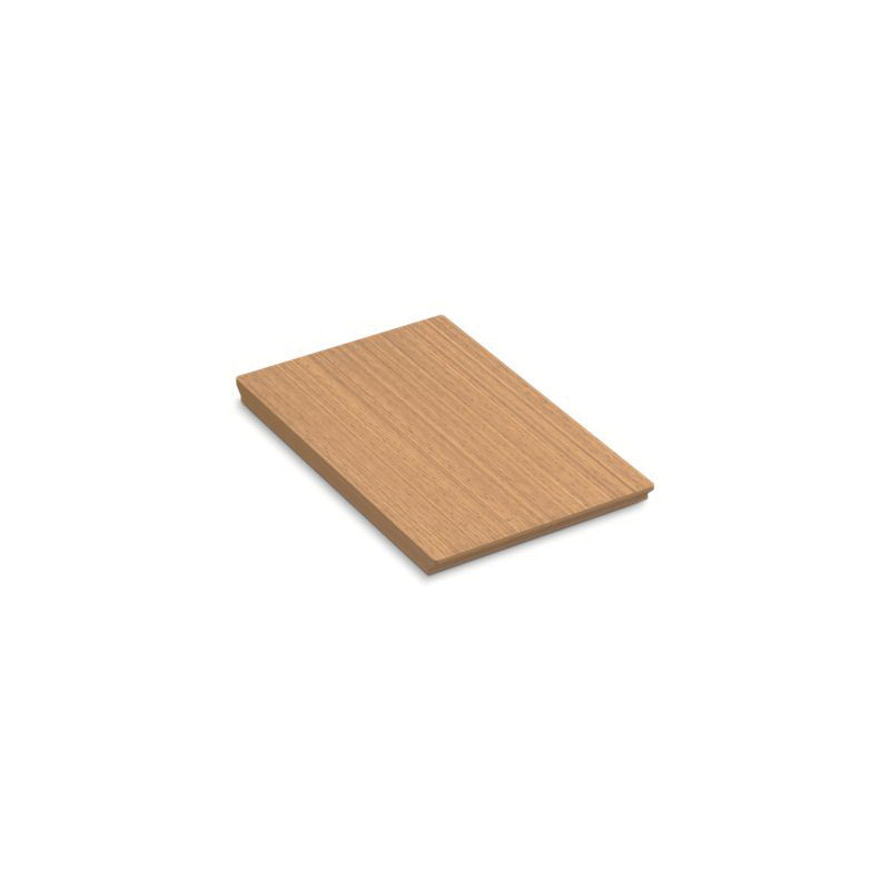 Kohler® 5541-NA Prolific® Cutting Board, 10 in Lx15-13/16 in Wx7/8 in THK, Bamboo