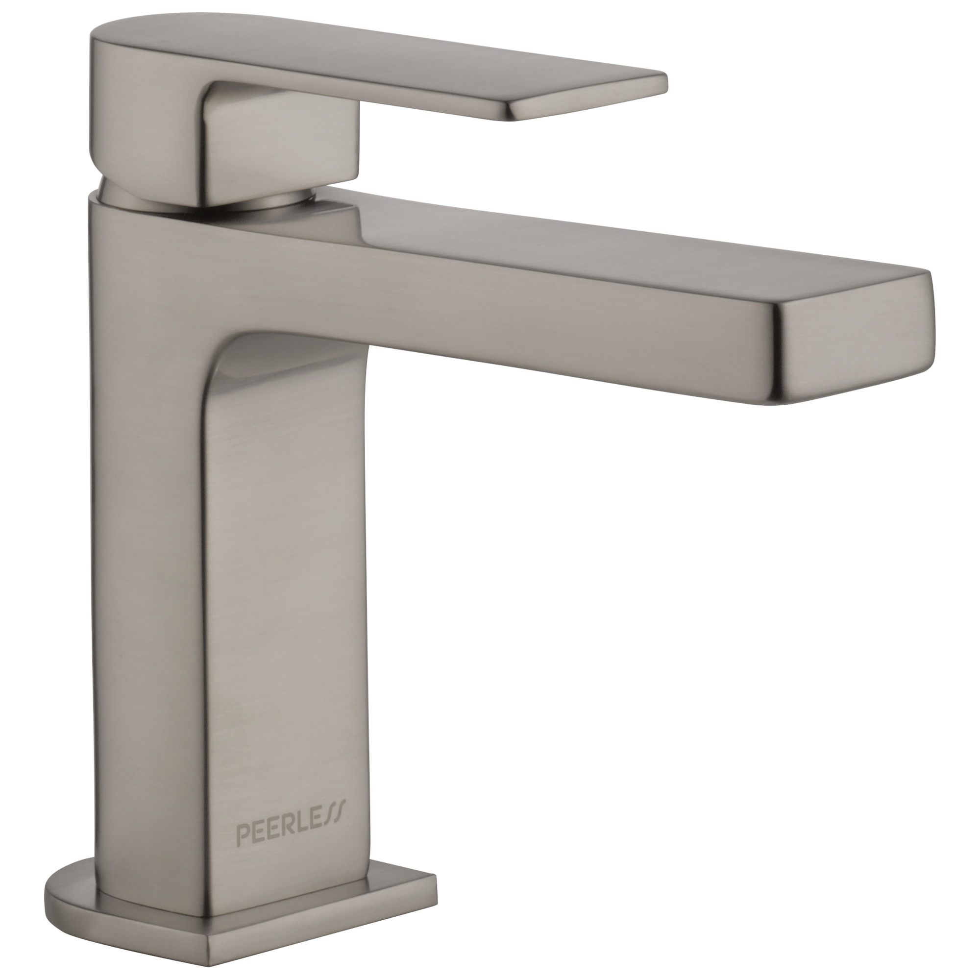Peerless® P1519LF-BN-LPU Bathroom Faucet, Xander™, Brushed Nickel, 1 Handles, 1 gpm