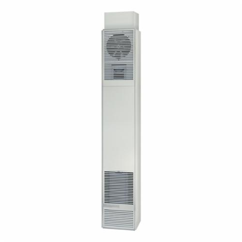CozY 96801626 Top-Vent Counterflow Wall Furnace, 55000 BTU/hr Input, 42000 BTU/hr Output, 24 VDC, 440 cfm, Domestic