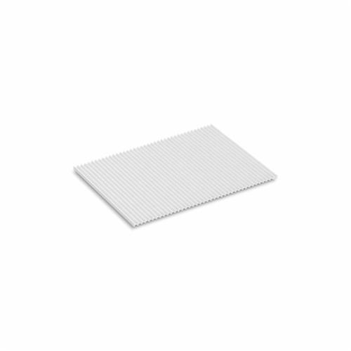 Kohler® 5472-0 Drying Mat, 11 in Lx15 in W, Silicone