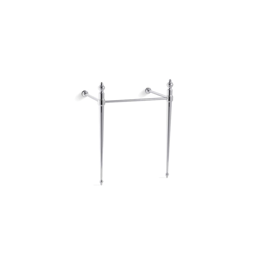 Kohler 30003 Cp Memoirs Stately Console Table Leg 23 In Wx17 5 16 In Dx32 1 16 In H Leg Wall Mount Solid Brass First Supply