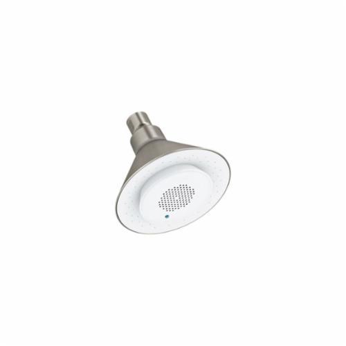 kohler 9245 g bn 1 function showerhead with wireless speaker moxie gpm maximum 1. Black Bedroom Furniture Sets. Home Design Ideas