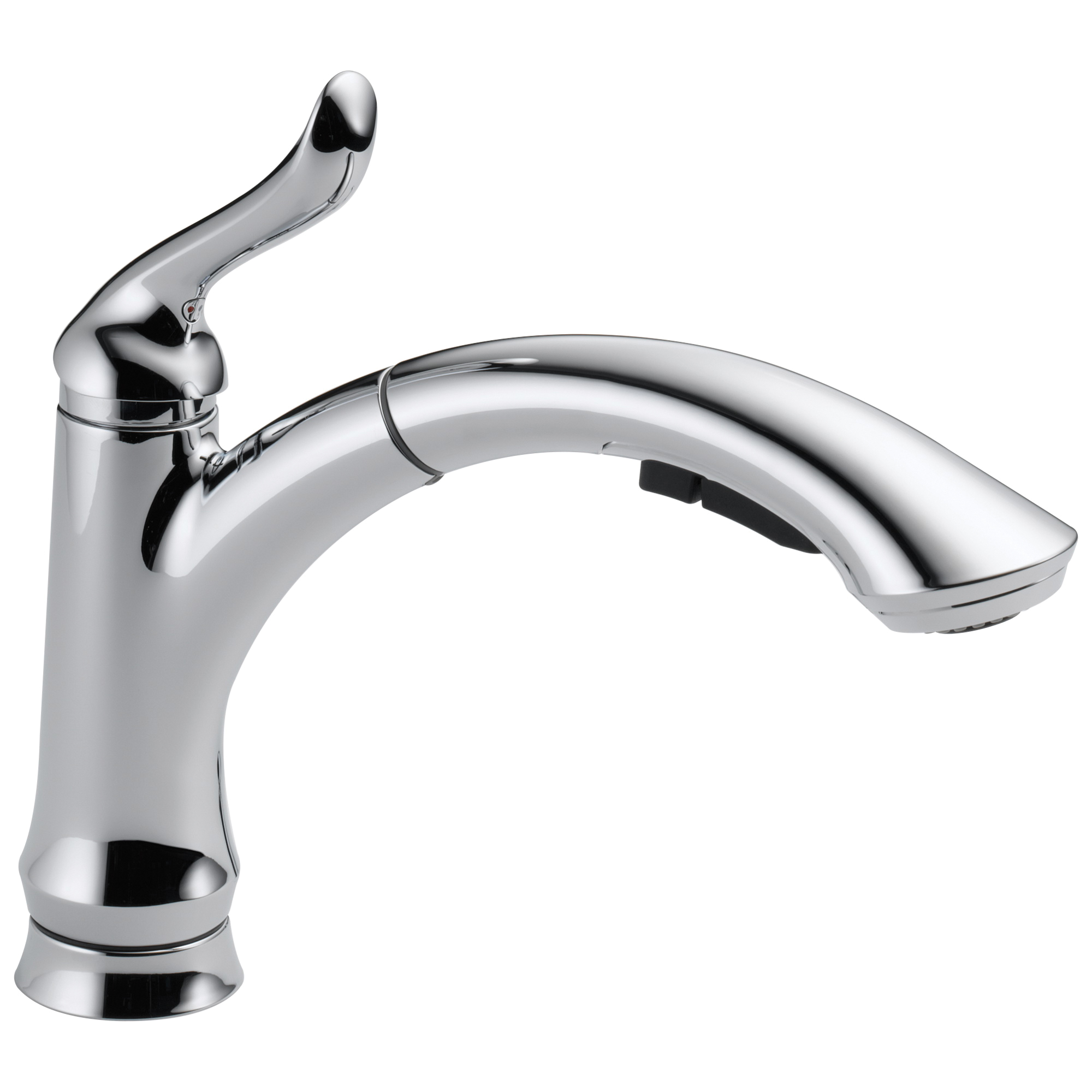 Delta 4353 Dst Linden Kitchen Faucet 1 5 Gpm 1 3 Faucet Holes Chrome Plated 1 Handles Domestic Commercial First Supply