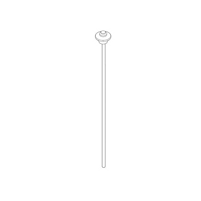 Brizo® RP23629PN Lift Rod Assembly, Polished Nickel, Import