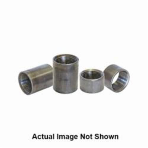 0320200223 FIG 336 Pipe Coupling, Carbon Steel, 2-1/2 in, SCH 40/STD, FNPT, Black Oxide