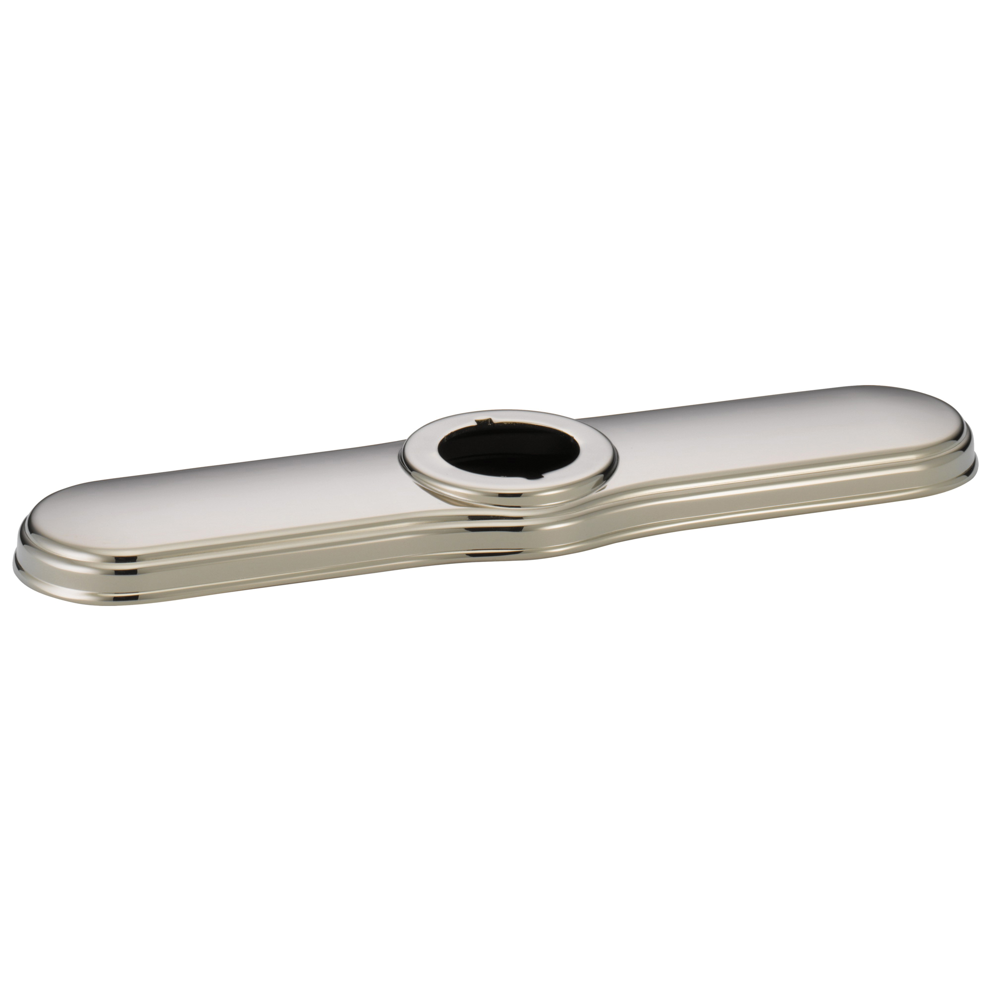 Brizo® RP61020PN Traditional® Escutcheon, 10 in, Polished Nickel, Import