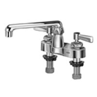 Zurn® AquaSpec® Z812F1-XL-10F Centerset Bathroom Faucet, Polished Chrome, 2.2 gpm