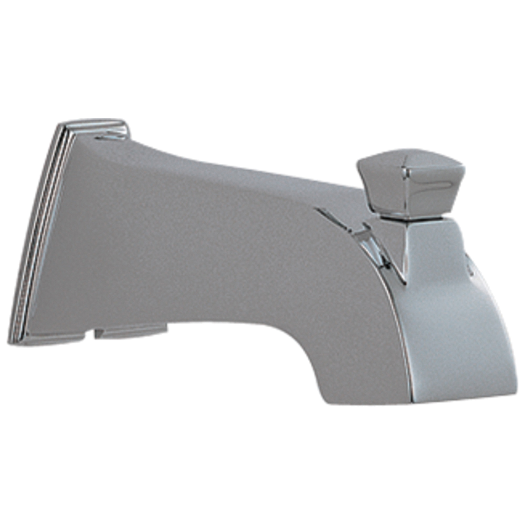 Brizo® RP49126 Vesi® Pull-Up Diverter Spout, For Use With Tub and Shower Faucet Trim, Chrome Plated, Import