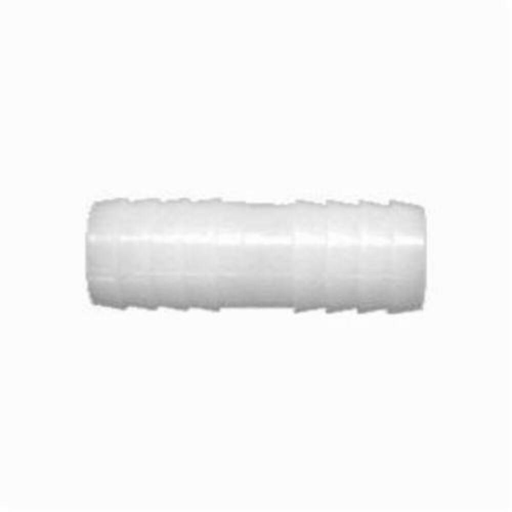 Bramec® 0610 Hose Mender, 3/8 in, Barb, Nylon, 5 Pack