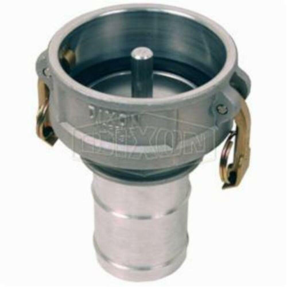 Dixon® 4030-CVR-AL Vapor Recovery Coupler, 4 in, CouplerxHose Shank, Aluminum, Domestic