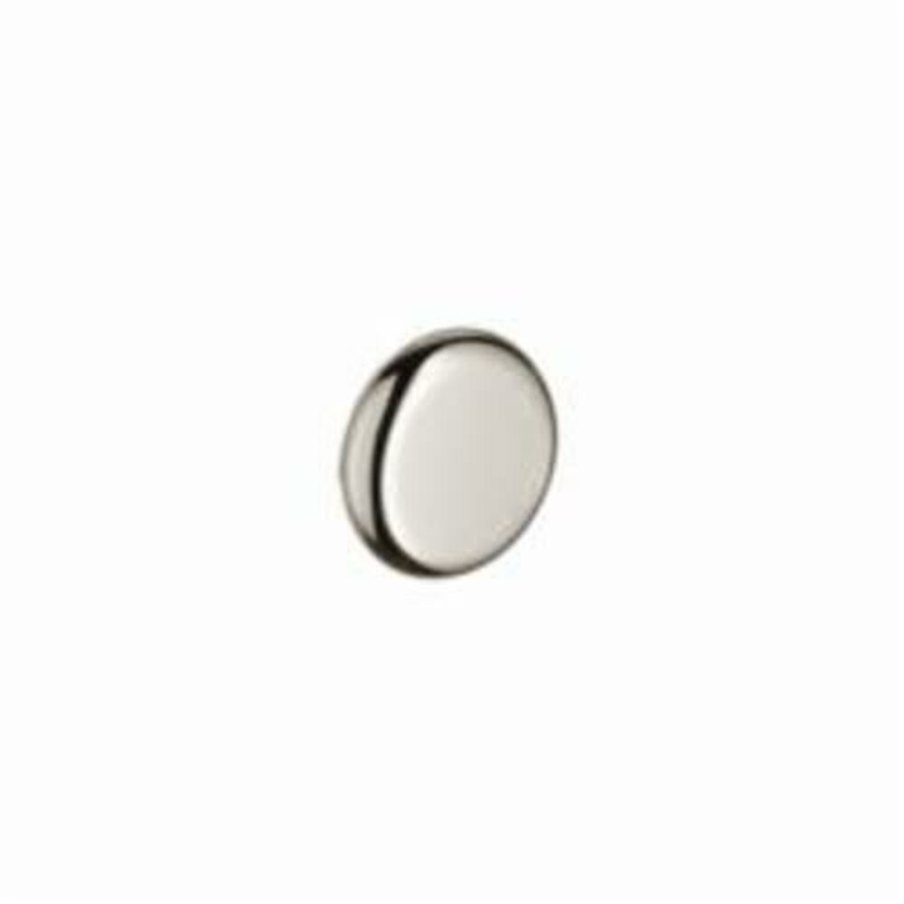AXOR 16911830 Montreux Faucet Color Cap Set, Porcelain, Polished Nickel, Import