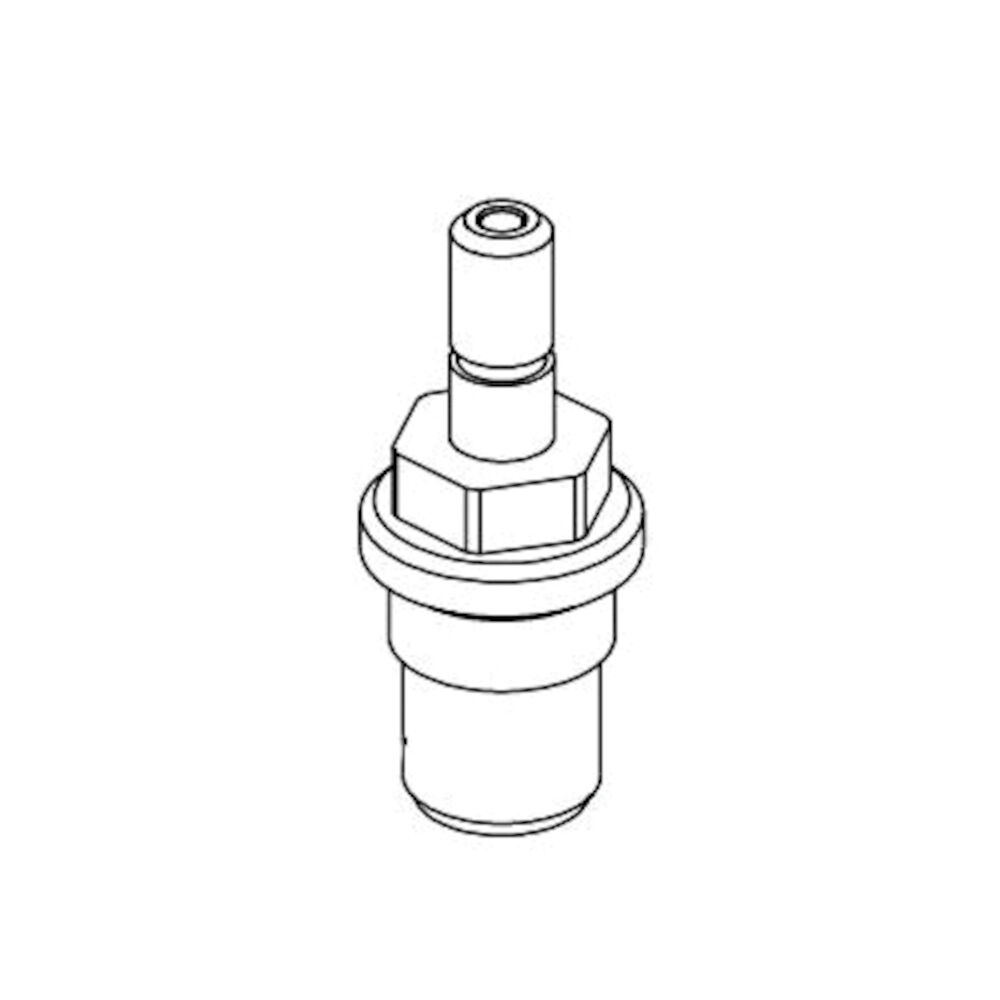 Brizo® RP100222 Hot Side Cartridge, For Use With Levoir™ Model 65397LF Widespread Lavatory Faucet, Import
