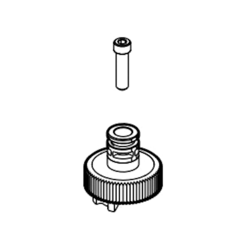 Brizo® RP100444 Insert and Screw, For Use With Levoir™ Model T67398-LHP Roman Tub Faucet, Import