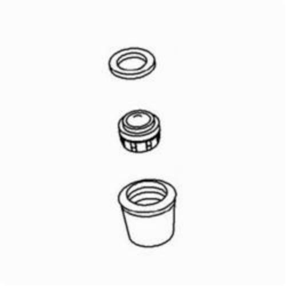 Kohler® 1104111-CP Nozzle Assembly