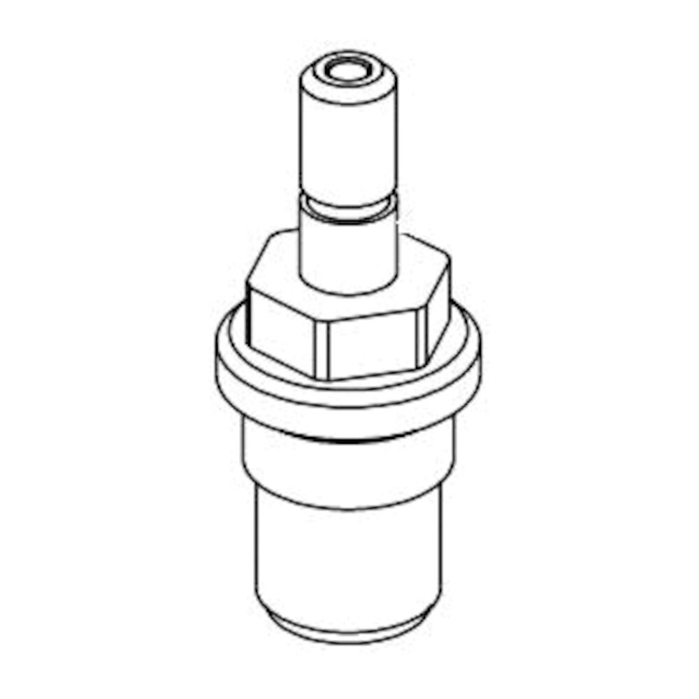 Brizo® RP100223 Cold Side Cartridge, For Use With Levoir™ Model 65397LF Widespread Lavatory Faucet, Import