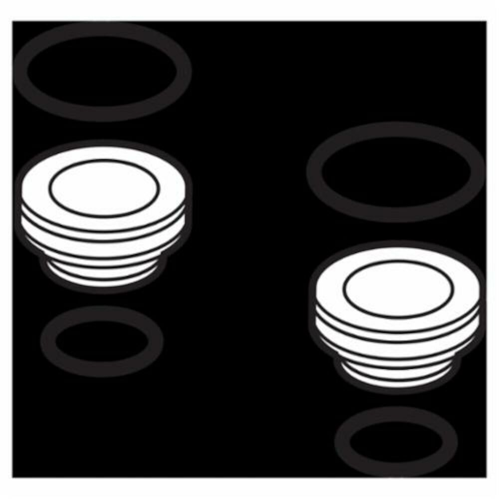 Brizo® RP44139 Loki® Valve Seat and O-Ring, Import