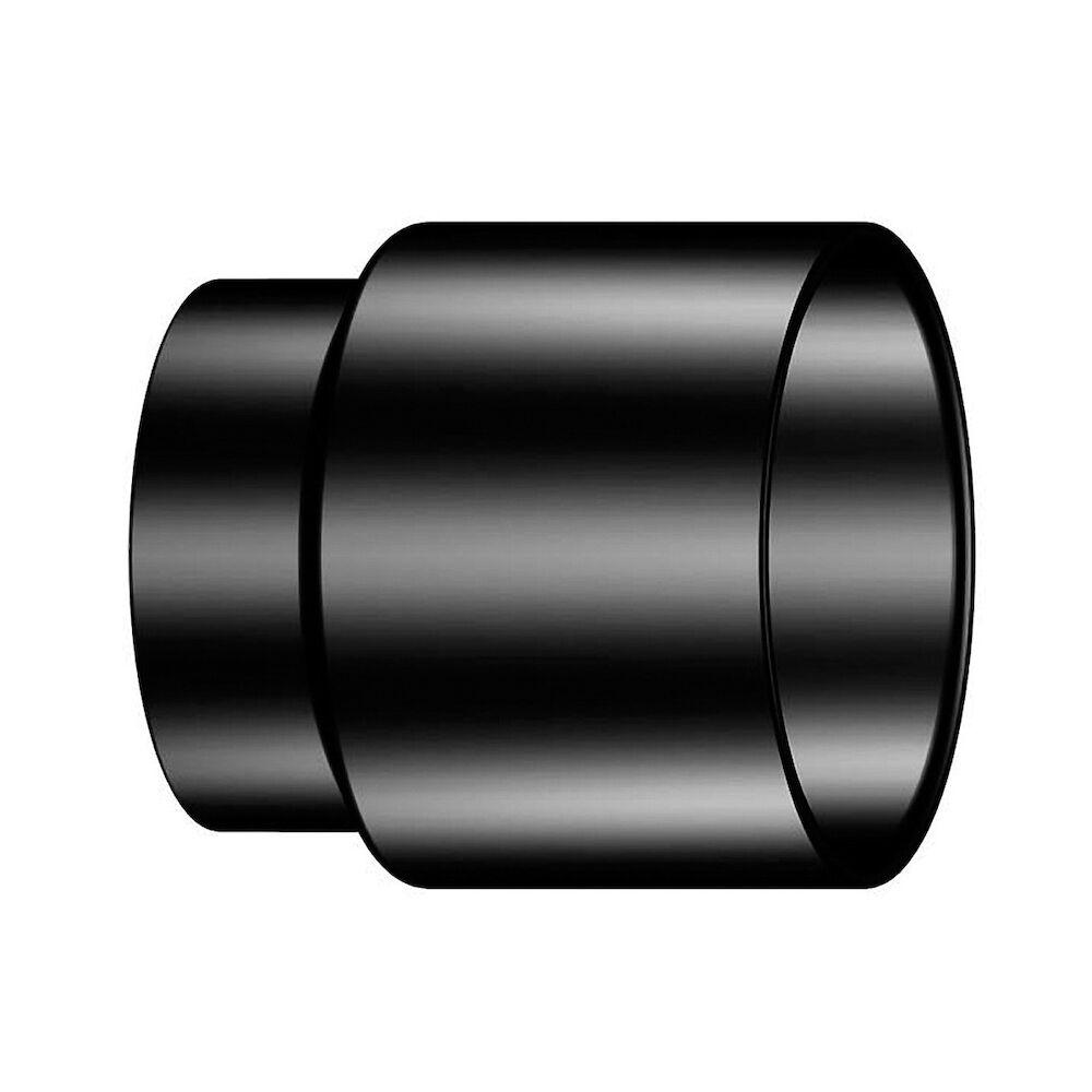 NIBCO® I001400 5800 DWV Soil Pipe Adapter, 4 in, Hub, ABS, Domestic