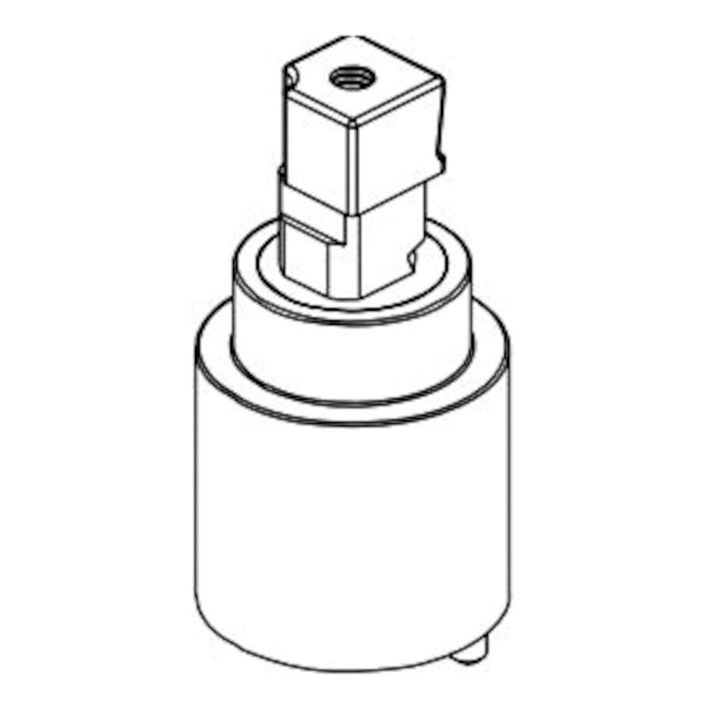 Brizo® RP100597 Atavis™ Valve Cartridge, For Use With Atavis™ 65042LF 1-Handle Bathroom Faucet, Import