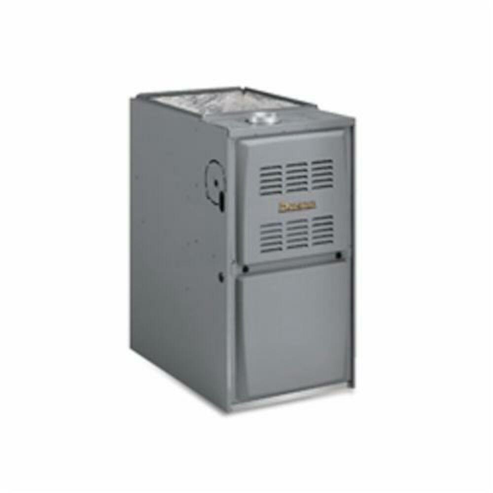Ducane™ 67W26 80G1 1-Stage Upflow/Horizontal Gas Furnace, 110000 BTU/hr Input, 89000 BTU/hr Output, 120 VAC, AFUE Rating: 80%, 2000 cfm