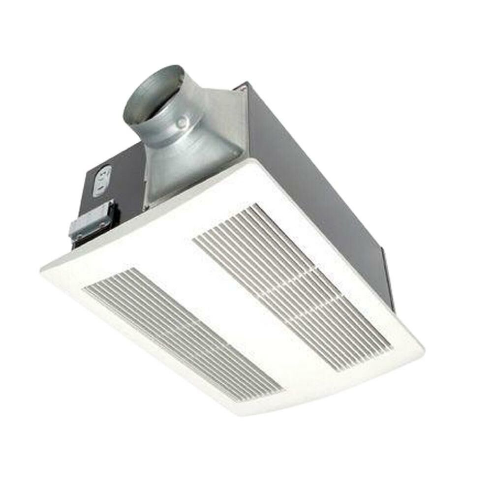 Panasonic Heater Fan Light Combo, Bathroom Vent Heater Light Combo
