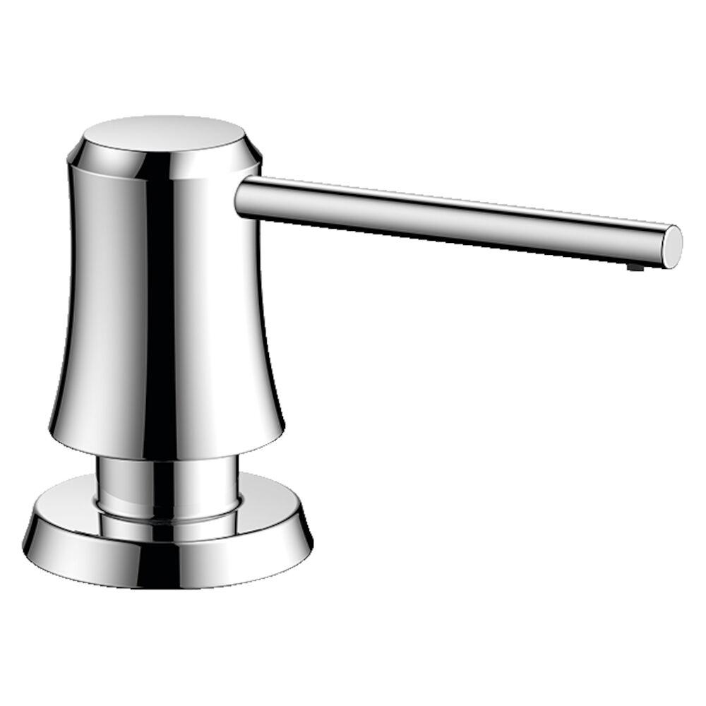 04796000 Hansgrohe Joleena Soap Dispenser, 16 oz, Chrome