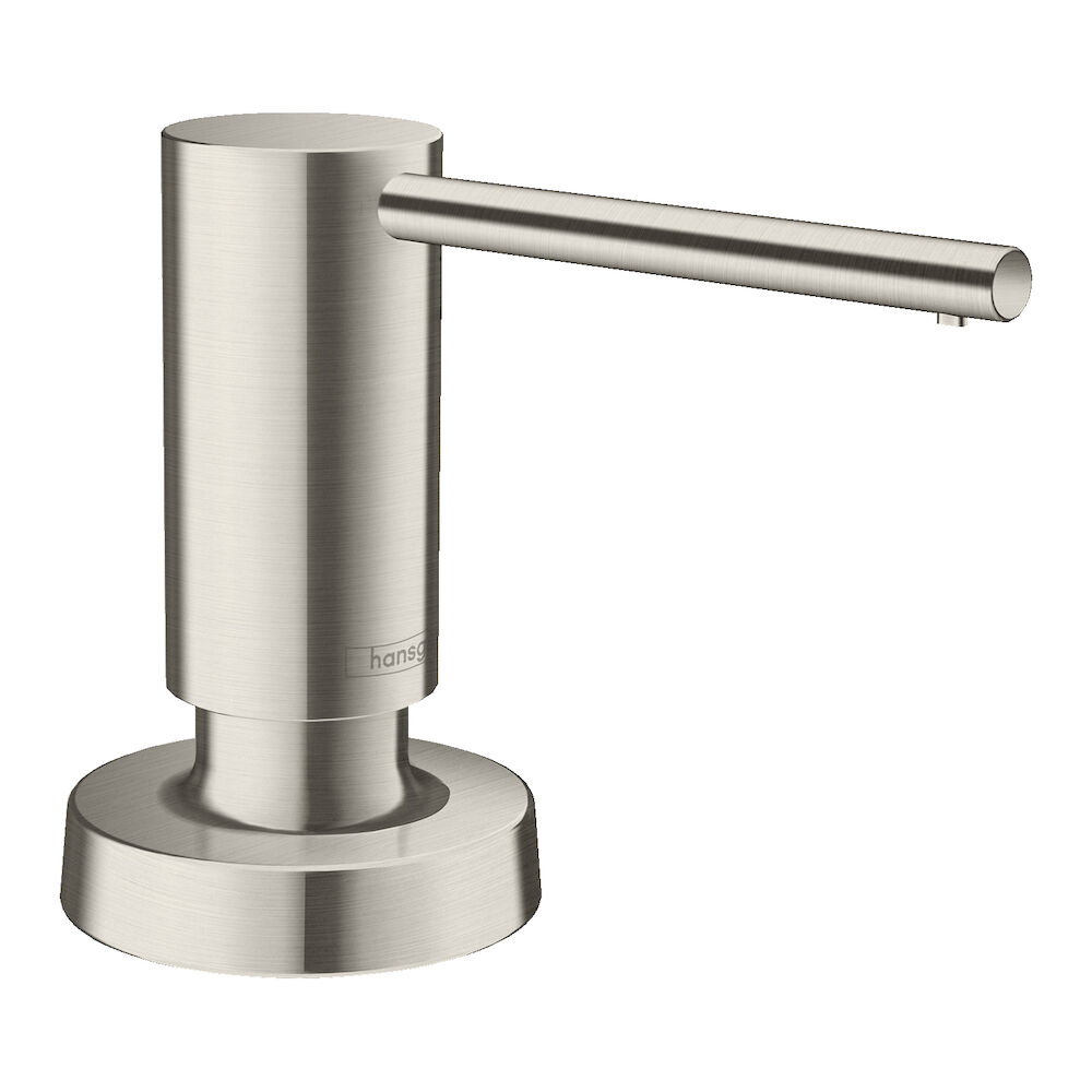 40448801 Soap Dispenser, Talis Collection, Stainless Steel