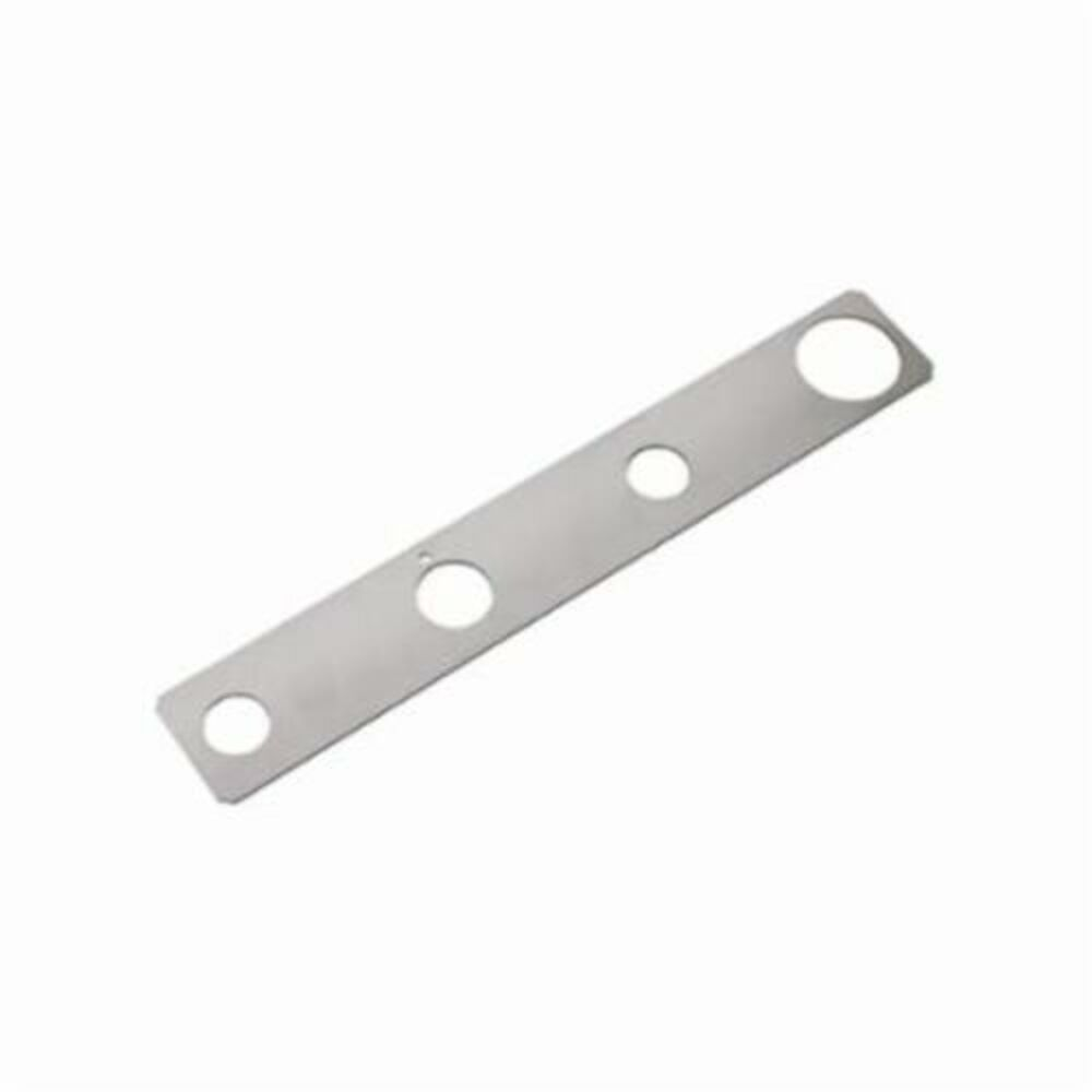 AXOR 39449001 Mounting Plate, For Use With 3 and 4 Hole Roman Tub, Metal