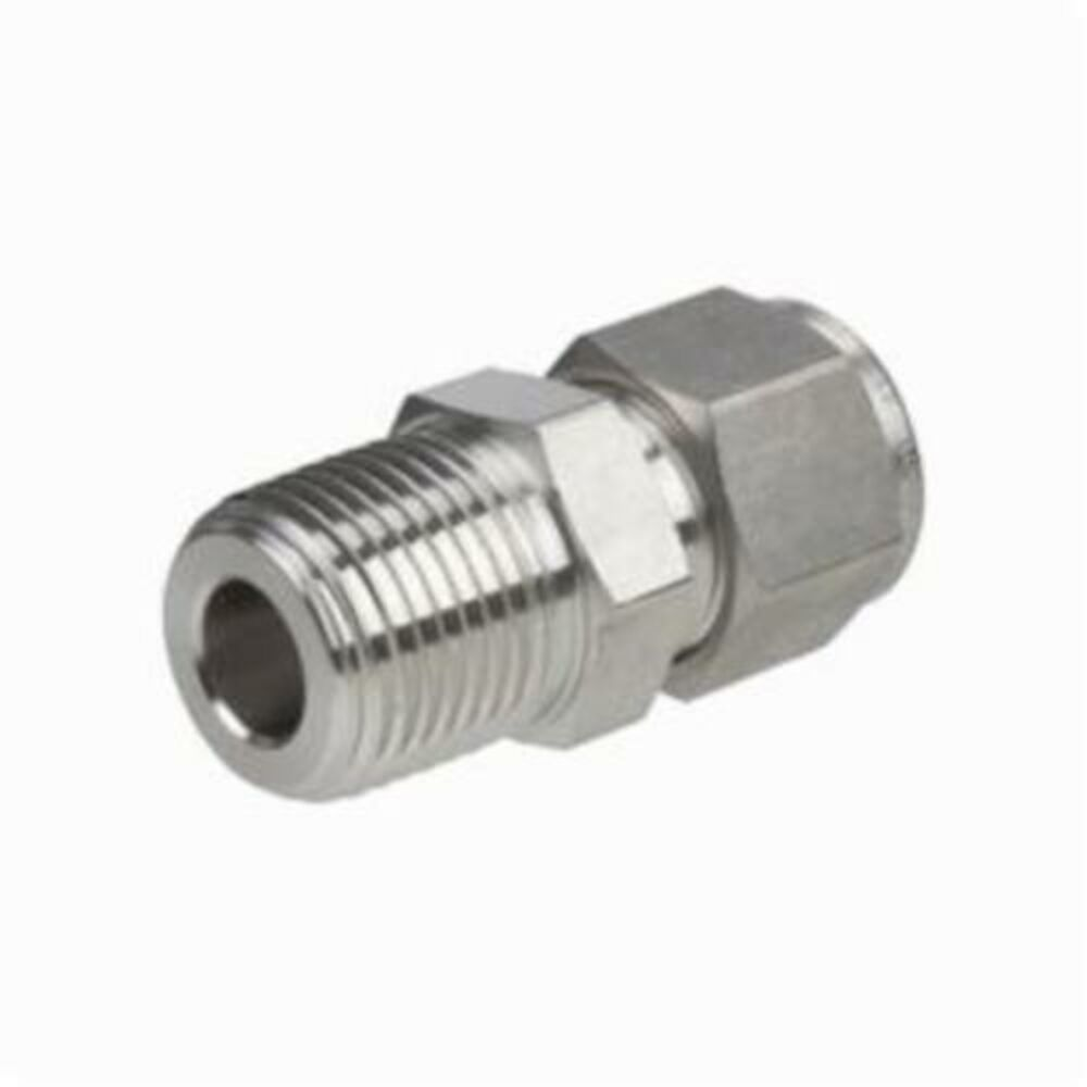 Smith-Cooper® AMC Instrumentation Connector,  MNPT, 316 Stainless STee