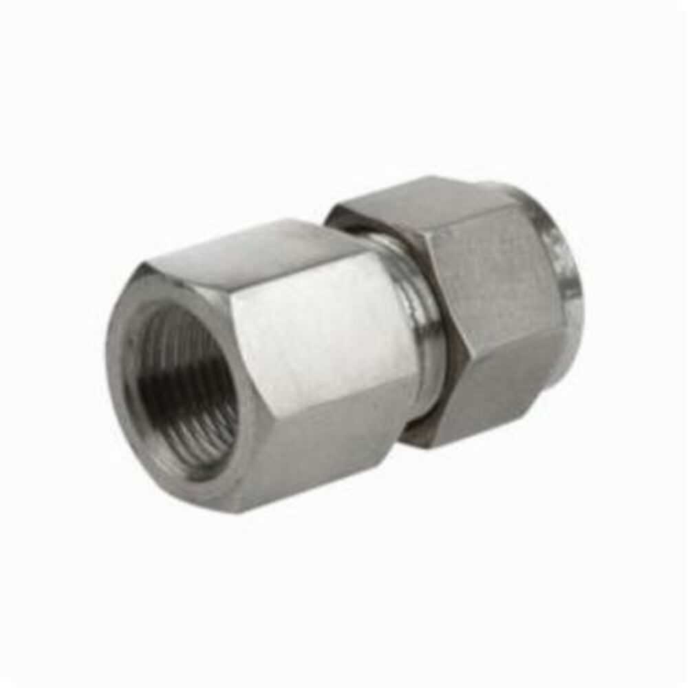 Smith-Cooper®  AFC Instrumentation Connector,  FNPT, 316 Stainless STeel