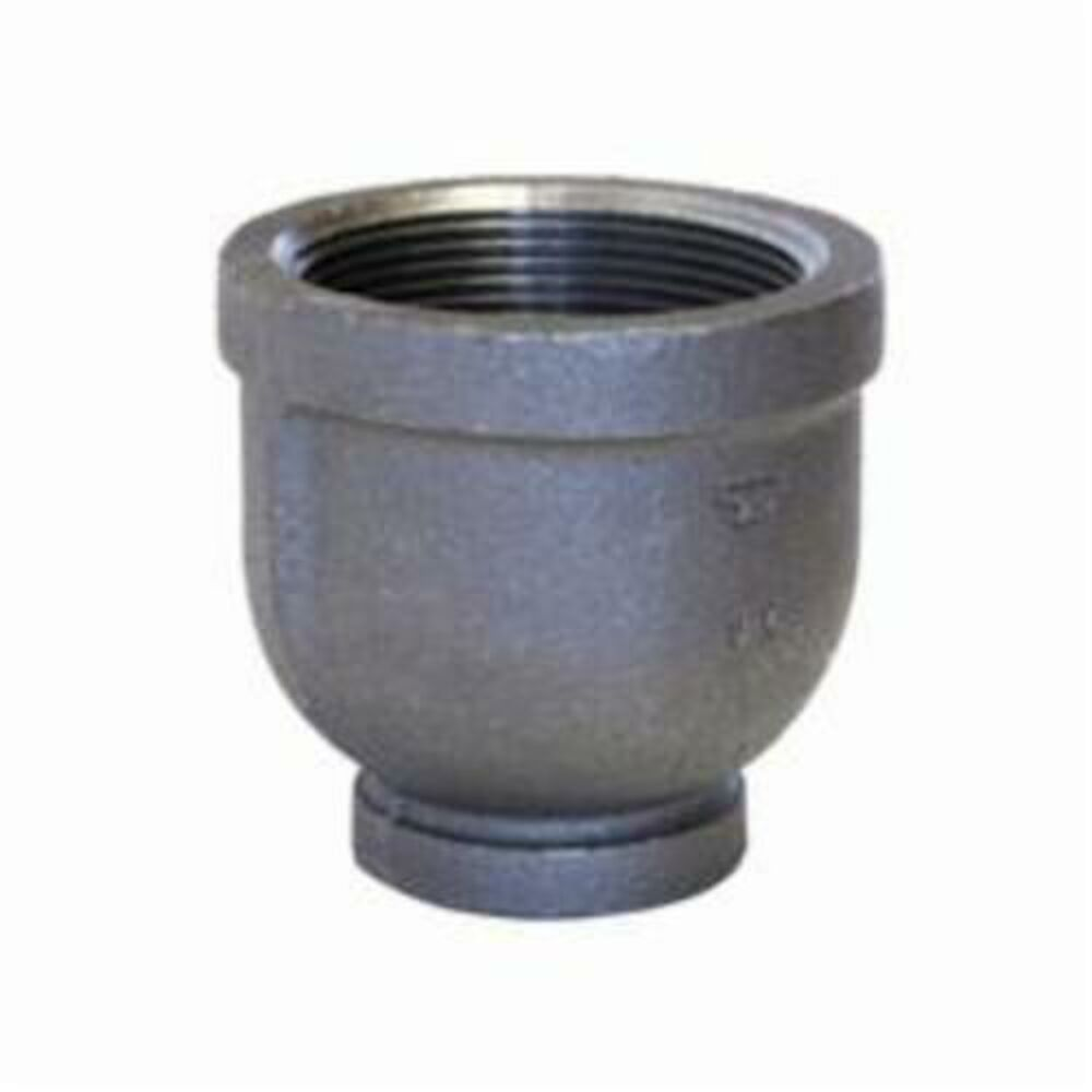 1-1/2X1/2 Black Maleable Reducer Coupling